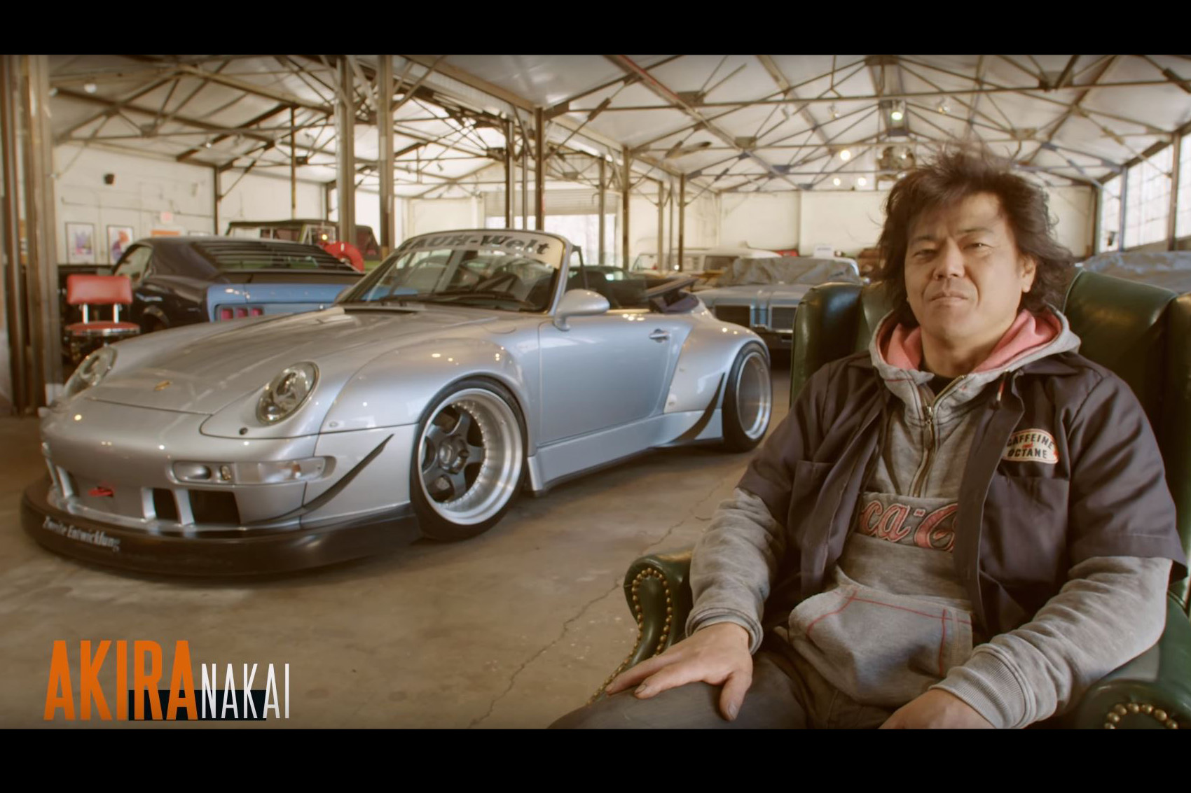 Video: Nakai-San from RWB shows off his newest wide Porsche ...