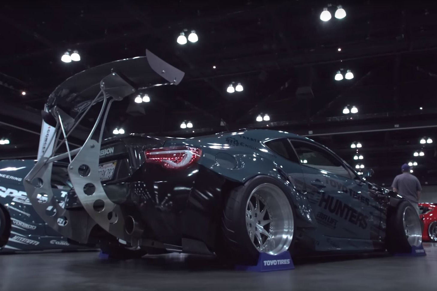 Video: Autocon 2016 LA. Showcasing some of the best custom cars the