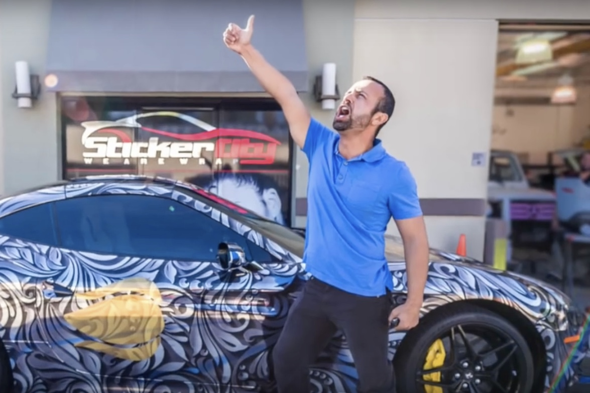 Video: 10 Best Car Wraps of All Time!